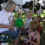 mary-face-painting-lapine-frontier-days